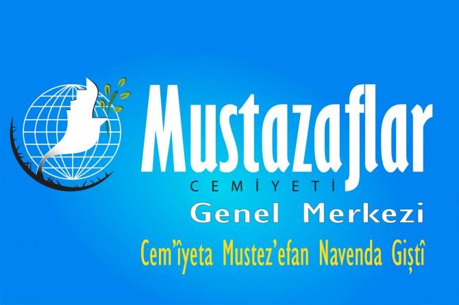 Ji Cemîyeta Mustazafan banga Qudsê