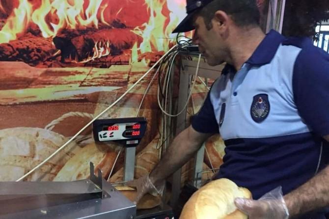 Adıyaman Belediyesi ekmek fabrikalarını denetledi
