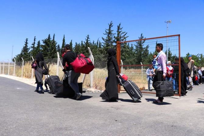 Suriye'ye geçişler sürüyor
