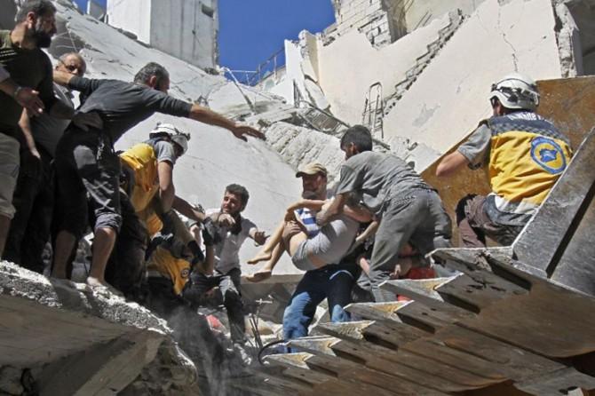 İdlib'de 18 sivil hayatını kaybetti