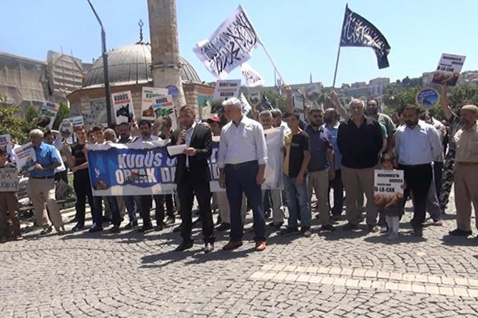 Müslümanların ilk kıblesi siyonist rejimin işgali altındadır