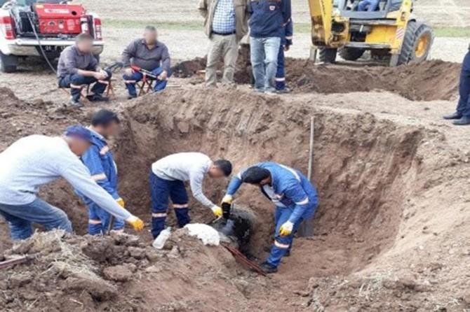 Bismil'de petrol hırsızlarına operasyon: 4 gözaltı