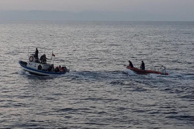 Balıkesir Valiliği: FETÖ şüphelileri Yunanistan'a kaçarken yakalandı