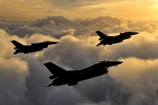 Sınır harekatında 6 PKK'li öldürüldü