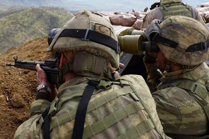 Lice'de 5 PKK'li öldürüldü
