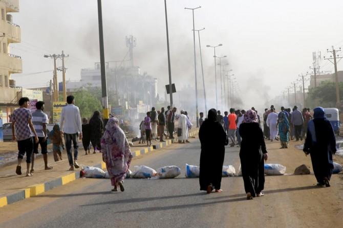 Sudan'da ölenlerin sayısı 100'e yükseldi