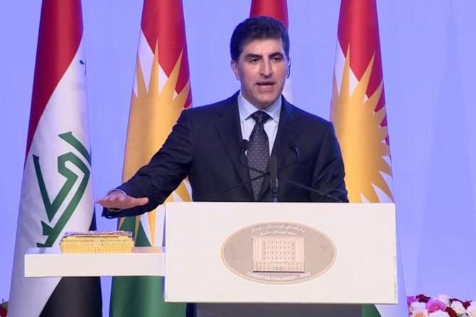 Nechirvan Barzani swears as new President of Kurdistan Region