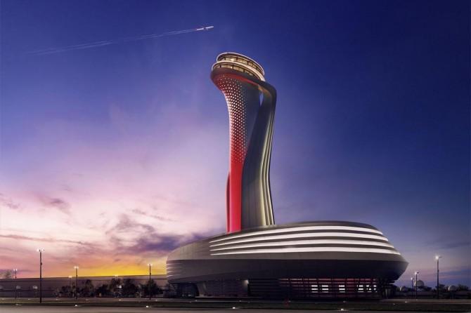 İstanbul Havalimanında bayram tatili yoğunluğu