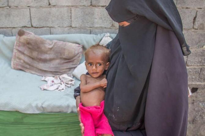 Ji bo zarokên Yemenî banga alîkarîya nan