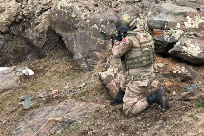 Hakurk'ta 2 PKK'li daha öldürüldü