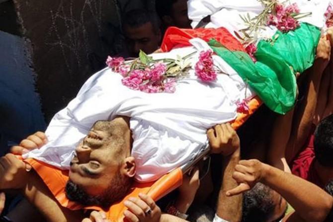 Palestinian paramedic dies of injuries
