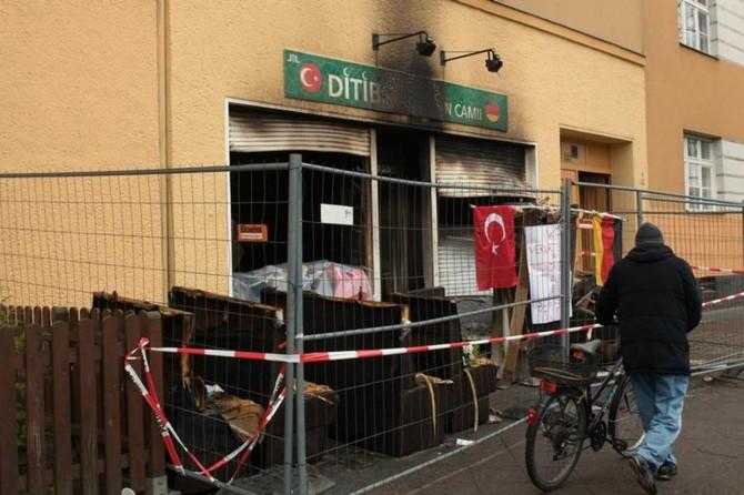 Dışişlerinden Batı Avrupa'daki cami saldırılarına ilişkin açıklama