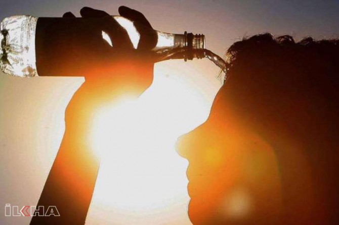 Take precautionary measures against the harmful effects of the sun