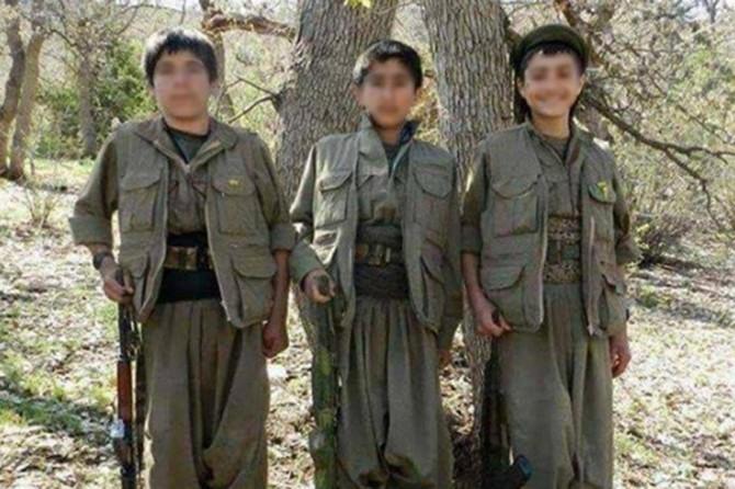 PKK hegemonyası ve çocuklar