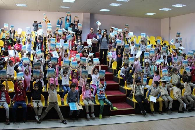 İstanbul'da Su Ürünlerinde Farkındalık Projesi kapsamında binlerce öğrenci eğitim aldı