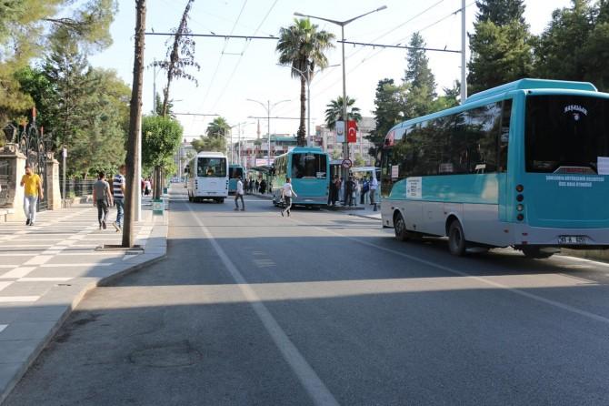 Şanlıurfa'daki trafik sorunu çözüm bekliyor