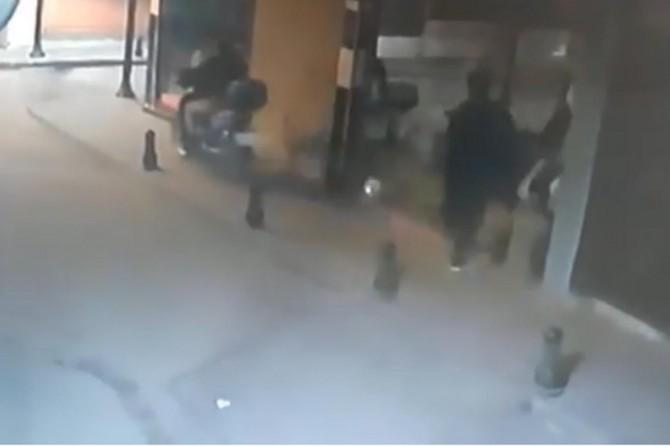 Nizip'te cezaevi firarisi motosiklet çalarken yakalandı