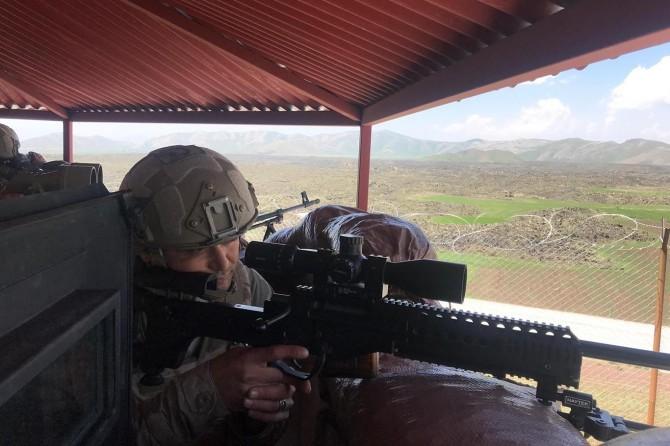 Tendürek Dağı'nda PKK'ye yönelik operasyon