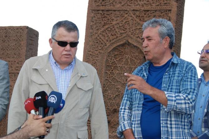 Yargıtay Başkanı Cirit: Bize ayar çekmeye çalışanların tarihi 50, bizim 5 bin yıllıktır