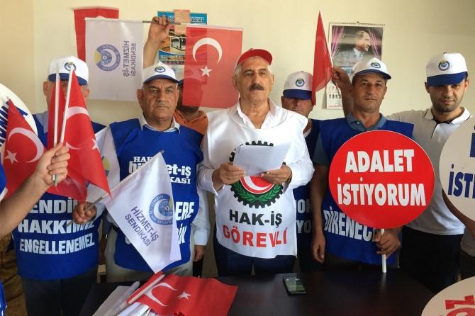HDP'li belediyeler üyelerimizi bezdirmekten vazgeçsin