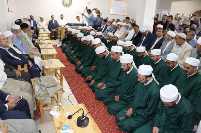 Bingöl'de medrese eğitimlerini tamamlayan 28 talebe icazet aldı