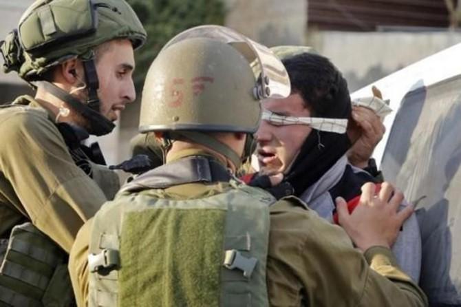 Siyonistler 11 Filistinliyi alıkoydu