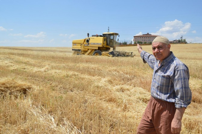 Çiftçiyi kuraklık değil aşırı yağışlar etkiledi