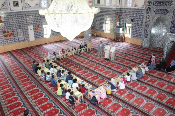 Mardin'de yaz Kur'an kursları başladı