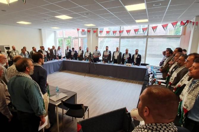 Rotterdam'da Yüzyılın Anlaşmasına karşı çalıştay düzenlendi