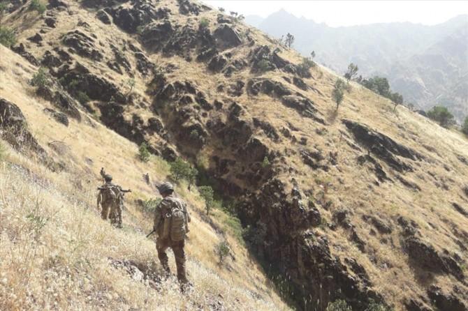 Di 3 heftîyan de 76 PKKyî hatin kuştin