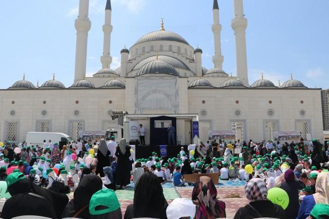 Çocuklar Peygamberimizin Kur'an ahlakını tanımış olacaklar