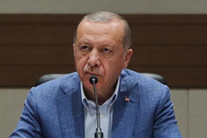 """Cumhurbaşkanı Erdoğan'dan """"Şehid Mursi"""" açıklaması"""