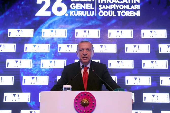 Exporters will not pay foreign exchange tax: President Erdoğan