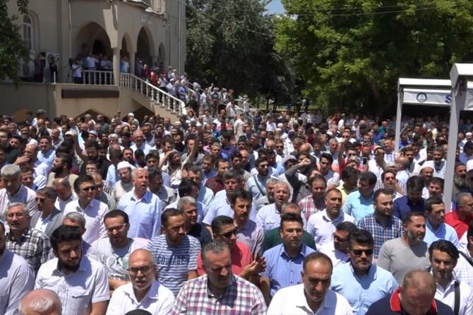Şehid Mursi'nin şehadeti zalimlerin sonunu getirecektir