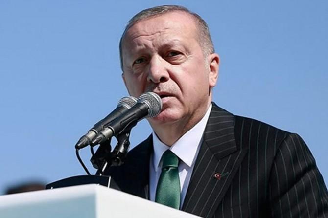 Cumhurbaşkanı Erdoğan: Darbeciler Mursi'nin cenazesinden bile korktu