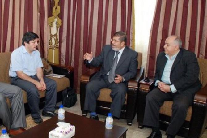 Aktay: Mursi Rabbine kavuştu veyl onun katillerine