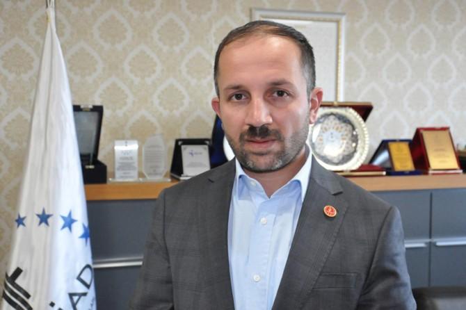 """Muhammed Mursi hak yolunda şehid olmuştur"""