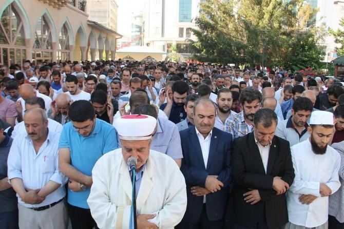 Mursi'nin oğlundan gıyabi cenaze namazı çağrısı