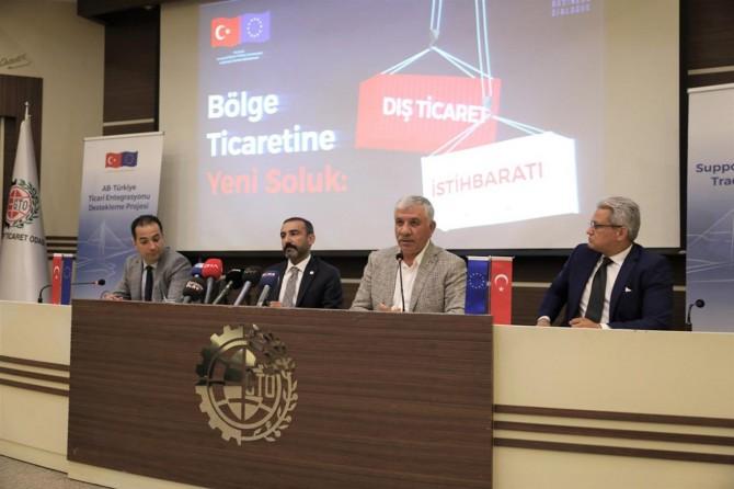 Türkiye-AB Ticari Entegrasyonunun Desteklenmesi Projesi tanıtıldı
