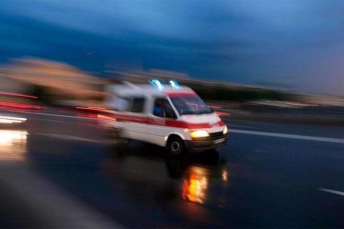 İşçi minibüsü TIR ile çarpıştı: 14 yaralı