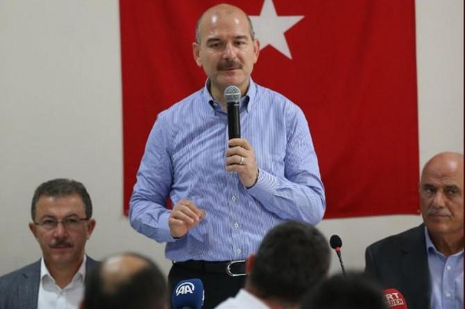 İçişleri Bakanı: Arapça tabelaları değiştireceğiz!