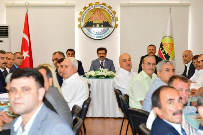 DESOB Ekonomik Değerlendirme Toplantısı Yaptı