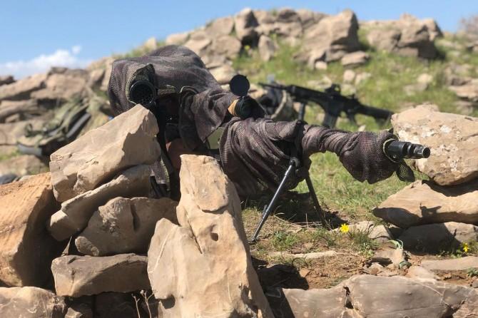 Siirt'te 6 PKK'li öldürüldü