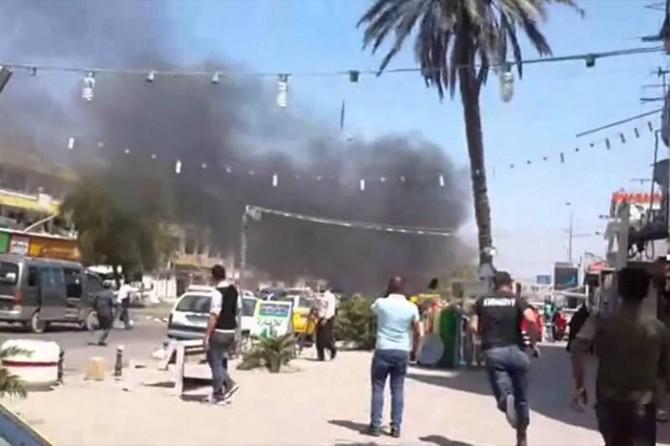 Bağdat'ta cami saldırısı: 8 ölü 30 yaralı