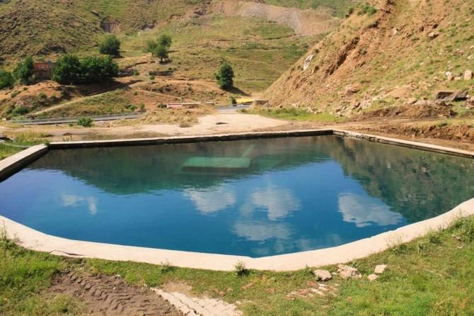 İLKHA'nın gündeme taşıdığı tarihi havuza belediye el attı