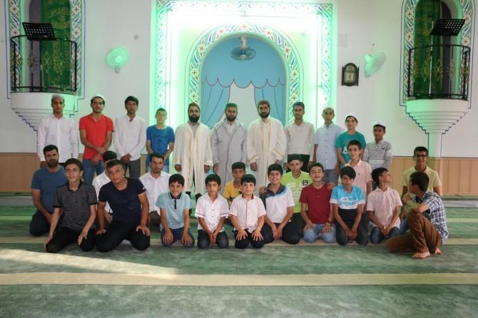 Şanlıurfa'da Kur'an'ı Kerim'i güzel okuma yarışması düzenlendi