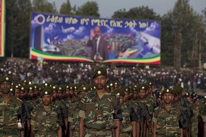 Li Etîyopyayê teşebûsa darbê