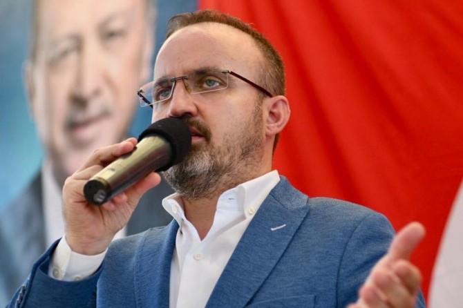 AK Partili Turan: Süreçten gerekli dersi çıkaracak bir partiyiz