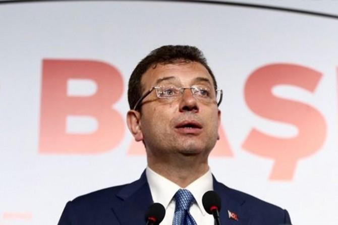 İBB seçimlerini İmamoğlu kazandı