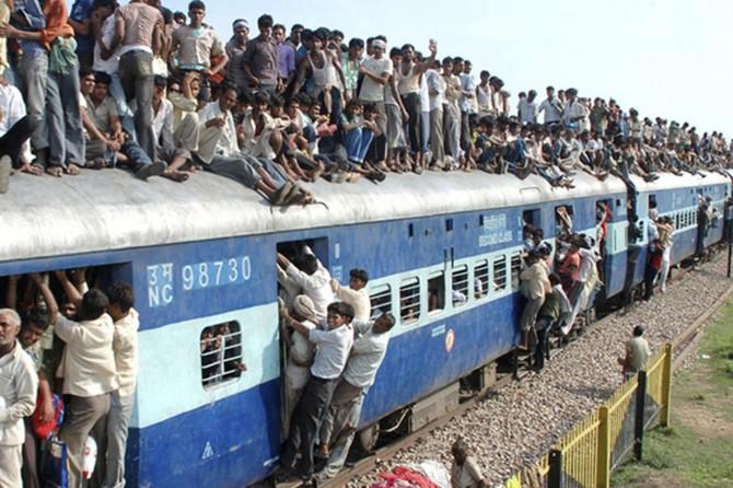 Hindistan'ın nüfusu 10 yılda Çin'i geçecek